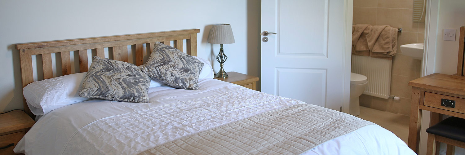 Wild Atlantic Way Cottage bedroom
