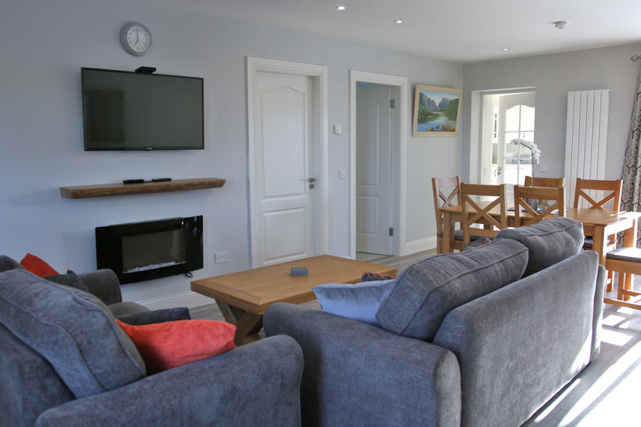 Wild Atlantic Way Cottage interior