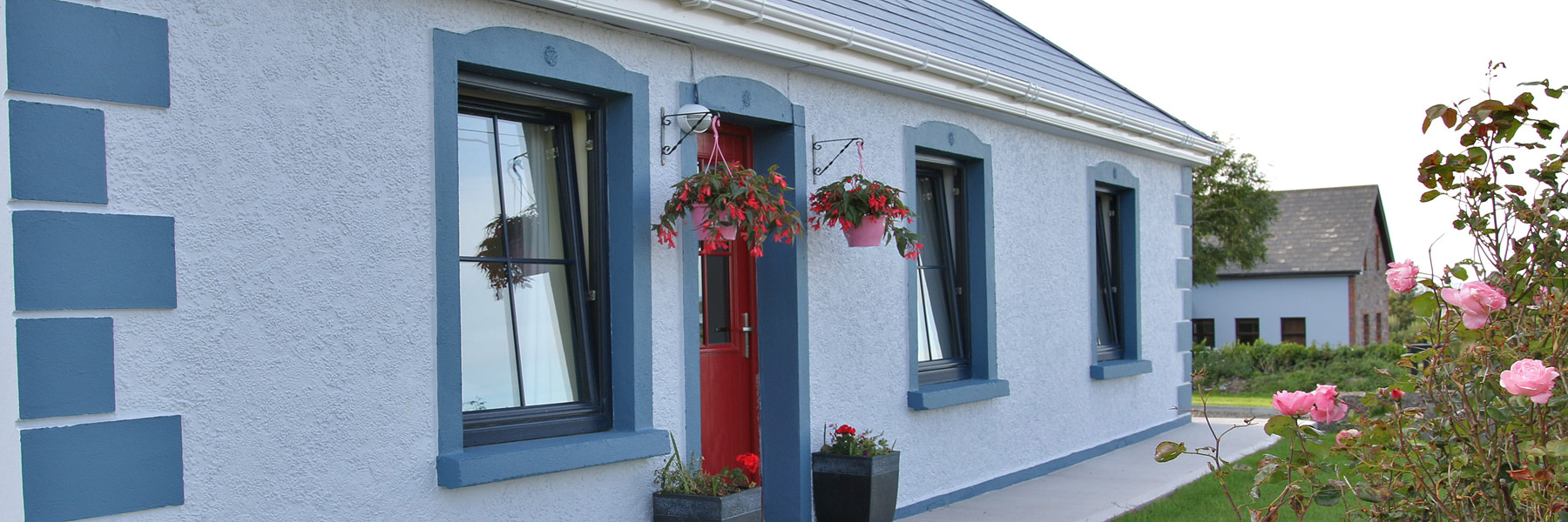 Wild Atlantic Way Cottage frontage