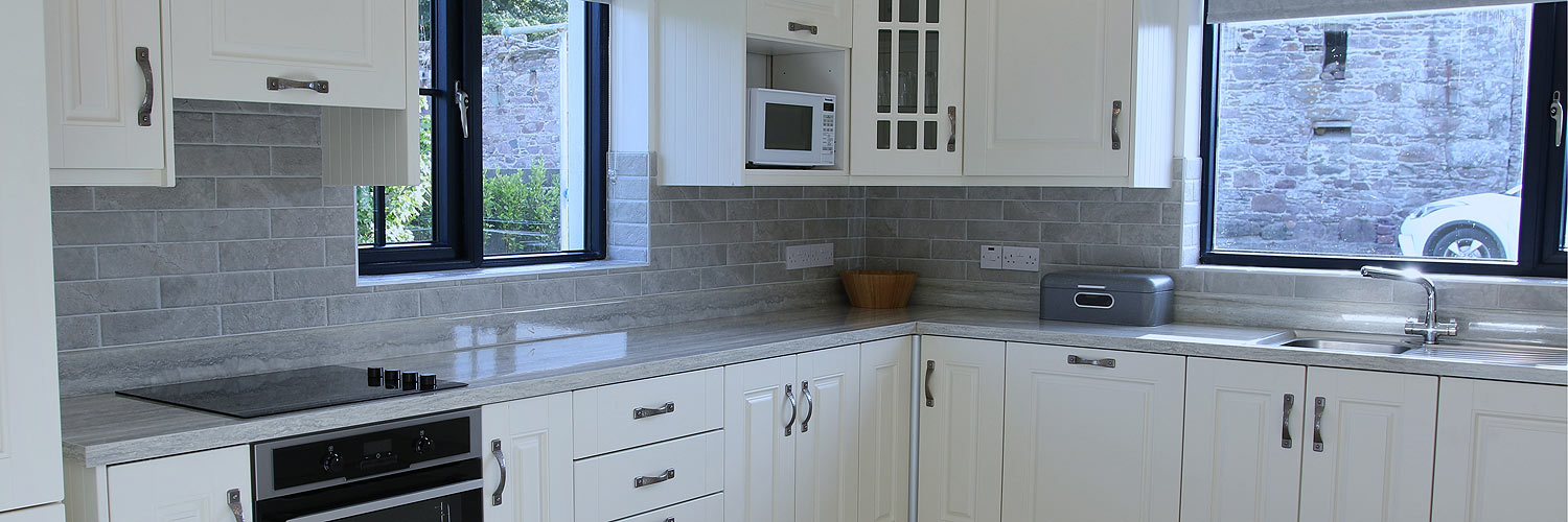 Wild Atlantic Way Cottage kitchen