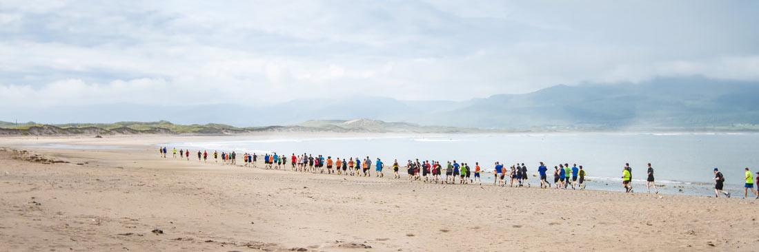 Brandon Bay Half Marathon