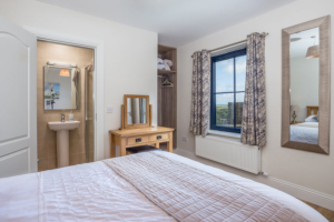 Wild Atlantic Way Cottage bedroom
