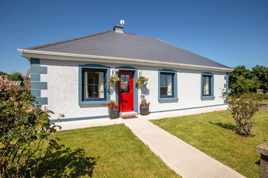 Wild Atlantic Way Cottage exterior