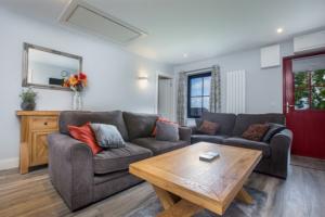 Wild Atlantic Way Cottage living room